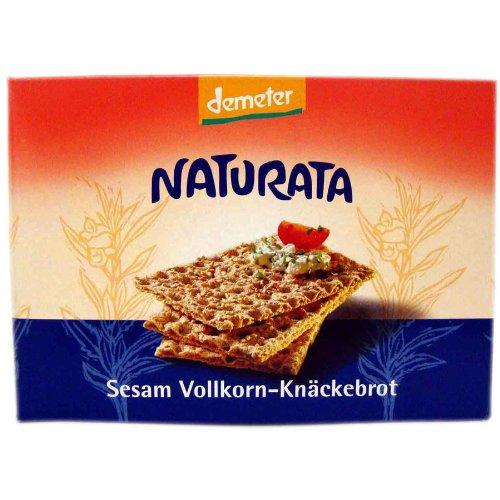 Naturata Bio Sesam Vollkorn-Knäckebrot (6 x 250 gr)