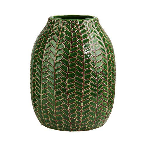 Butlers WILD Green Vase 19 cm