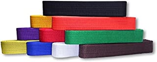 Uniform Belts Kaizen Athletic100% Cotton Solid Rank Karate, Mixed Martial Arts, Judo, Taekwondo or Jiu-Jitsu