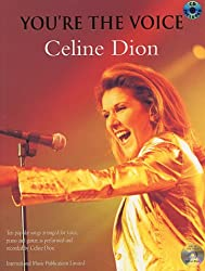 Partition : Celine Dion You\'Re The Voice + CD