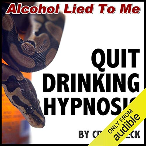 Quit Drinking Hypnosis cover art