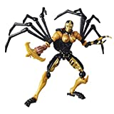 Transformers Toys Generations War for Cybertron: Kingdom Deluxe WFC-K5 Blackarachnia Action Figure - Kids Ages 8 and Up, 5.5-inch