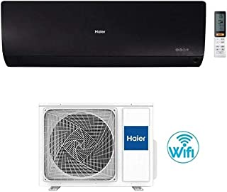Aire acondicionado Inverter Haier FLEXIS-MB 12000 BTU R-32 Clase A+++ AS35S2SF1FA-MB Black Wi-Fi – Nuevo