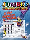 Jumble Crosswords Challenge: A New Adventure in Puzzling