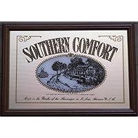 Southern Comfort Espejo Grande
