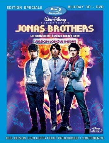 Jonas Brothers-Le Concert événement [Version Longue inédite en 3D]