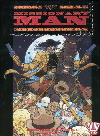 Download Missionary Man (2000Ad Presents) 1840234652