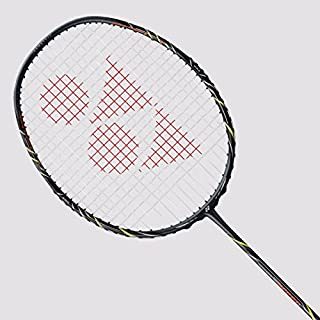Yonex NanoRay Speed Badminton Racquet (Dark Grey) (3U, G4)
