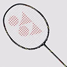 Yonex NanoRay Speed Badminton Racquet (Dark Grey) (3U, G4)