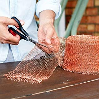 Nordstrand 50ft 5in Copper Mesh - Copper Wire Wool Isolation Roll - Fill Fabric Screen