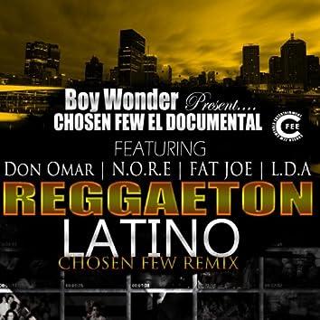 Reggaeton Latino (feat. Nore, Fat Joe & Lda) - Single