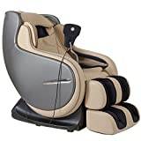 Zero Gravity Massage Chair Recliner LM8800 10YRS Best Warranty (Ivory)