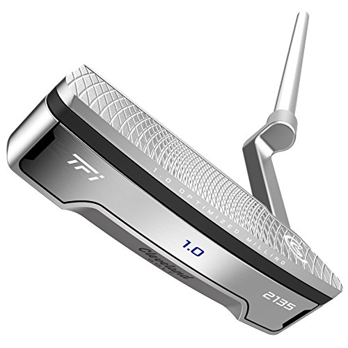 Cleveland Golf 2135 Satin 1.0 Putter (Left Hand, 33 Inch)