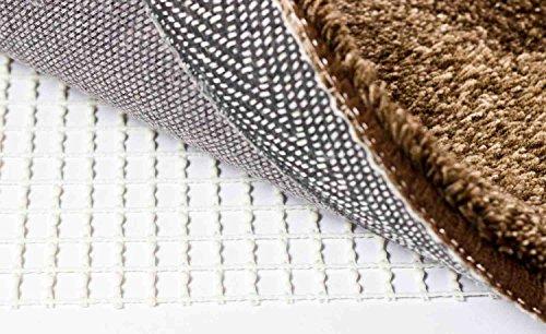 DeliaWinterfel Teppich Stopp Antirutschmatte Teppichunterlage 200 x 80 cm by