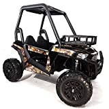 Ride-On UTV RZR Sport Edition 2 Seater 24VOLTS Golf Buggy 8MPH / UTV Style Kids Electric Car with RC - Power Wheel UTV Buggy 24v Kids Car with Remote Control RZR Rubber Eva Tiers