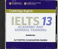 Cambridge IELTS 13 Audio CDs (2): Authentic Examination Papers (IELTS Practice Tests)