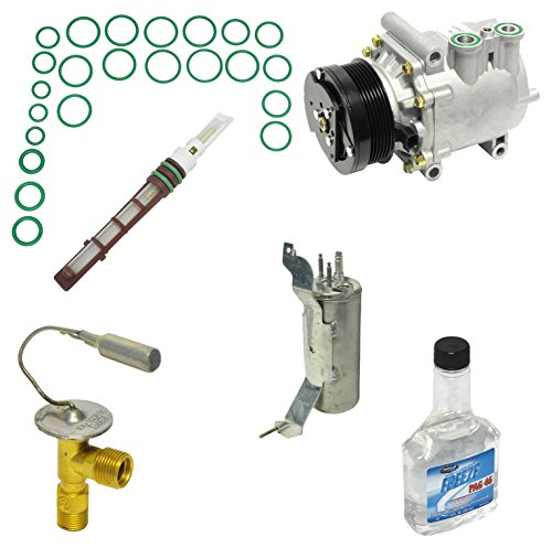 Universal Air Conditioner KT 1691 A/C Compressor and Component Kit