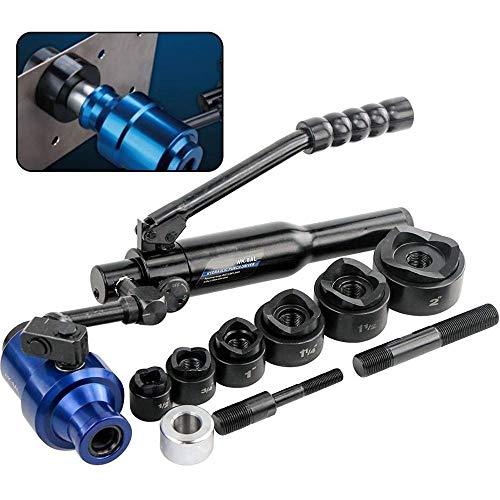 """Werkzeuge Hydraulische Erdbohrer Loch, die Werkzeuge Stanzwerkzeuge 22.5-61.5mm (1/2 """"-2"""") in dem 3,5-mm-Mild Blatt WK-8AL Werkzeuge"""