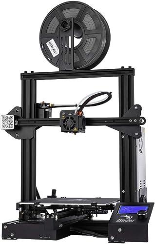 3IDEA - Creality 3D Ender 3 - Personal Desktop 3D Printer, 220 x 220 x 250