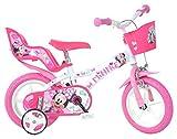 Dino Bikes 612l-nn Minnie Fahrrad, 12Zoll