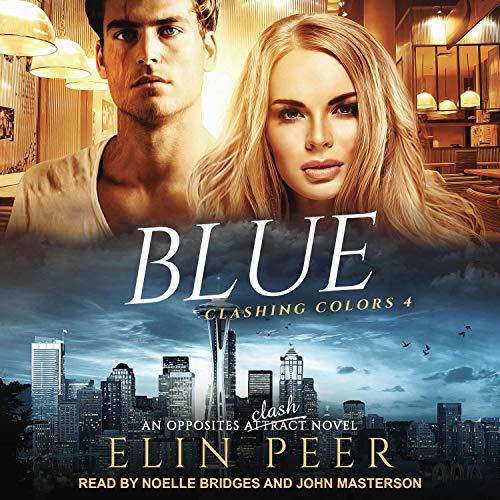 Blue Audiobook By Elin Peer cover art