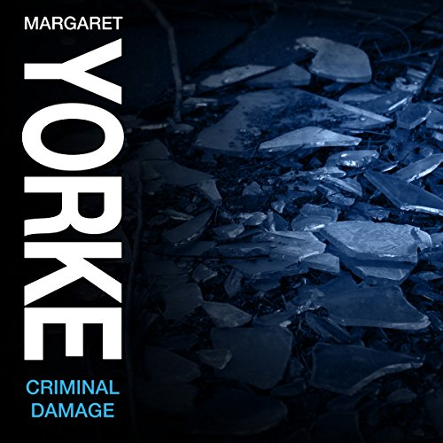 Criminal Damage audiobook cover art