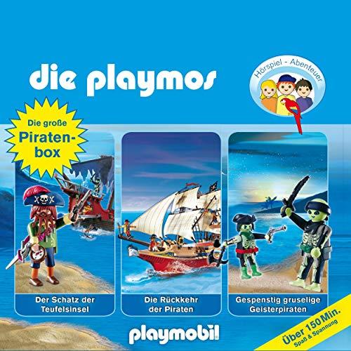 Die große Piraten-Box. Das Original Playmobil Hörspiel Titelbild