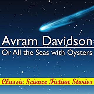 Or All the Seas with Oysters audiobook cover art