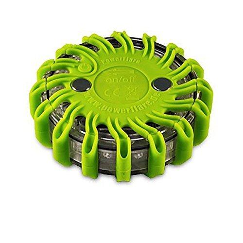Powerflare LED Batterie Signallicht in grün