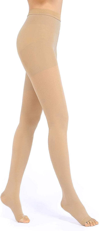 Medical Compression Pantyhose for Women Compres Popular standard Sales 20-30mmHg Men