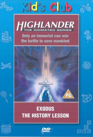 The Animated Series - Exodus / The History Lesson