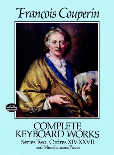 Complete Keyboard Works, Series ...