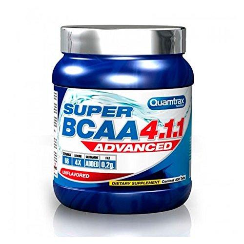 Quamtrax Nutrition Super BCAA 4.1.1 Advanced - 400 tabletas