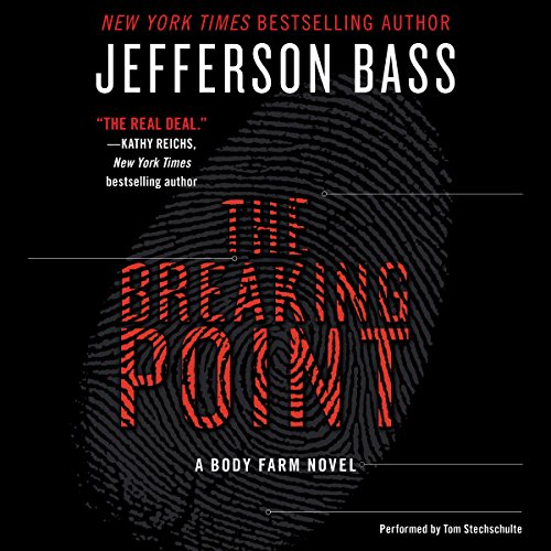 The Breaking Point audiobook cover art