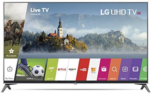 LG Electronics 4K Ultra HD Smart LED TV 3 (Renewed)