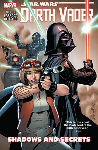 Star Wars: Darth Vader Vol. 2: Shadows and Secrets (Darth Vader (2015-2016)) (English Edition)