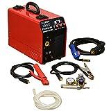 30 - 180 Amp Inverter IGBT Welder Welding DC MIG MAG MMA Stick Wire Feed Gas /...