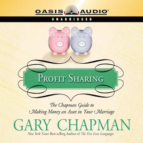 Profit Sharing audiobook cover art
