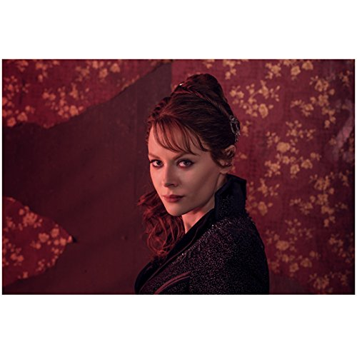 Into the Badlands Emily Beecham as The Widow body faced to the left looking forward 8 x 10 Inch Photo