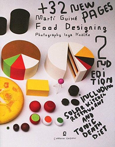 Food designing. Ediz. italiana e inglese [Lingua inglese]