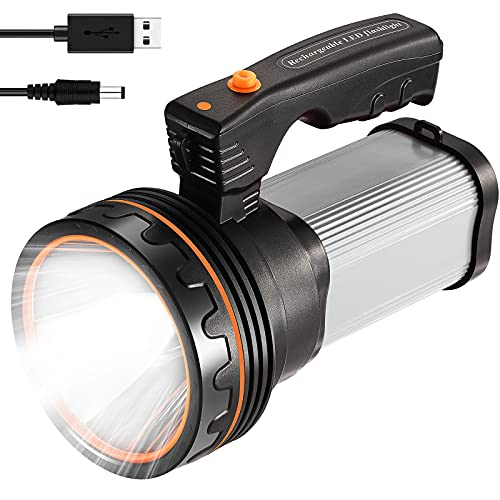 CSNDICE 35W Rechargeable Spotlight