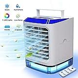 Mini Raffreddatore D'aria, Personale Condizionatori Raffrescatore Portatili, Evaporativo P...