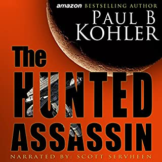 The Hunted Assassin cover art
