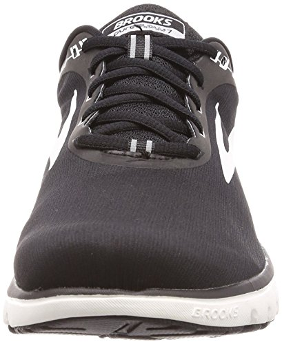 Brooks Mens PureFlow 7 - Black/White - D - 10.5