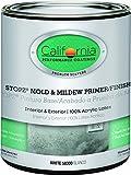 CALIFORNIA PRODUCTS 58300-4 Primer/Finish Quart
