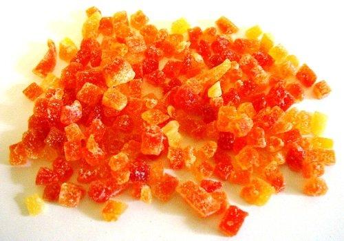 Papaya Stücke 1 kg für Müsli oder Snack ungeschwefelt Tee-Meyer