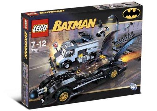 LEGO Batman - The Batmobile: Two-Face's Escape by LEGO