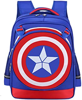 captain america commuter kids backpack