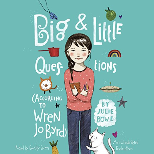 Big & Little Questions audiobook cover art