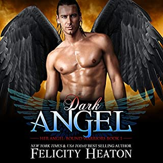 Dark Angel audiobook cover art